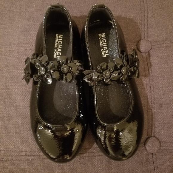 Michael Kors Other - Michael Kors Girls Rover Flora Slip on Dress Shoe